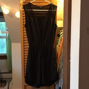 H&M black dress size 4!